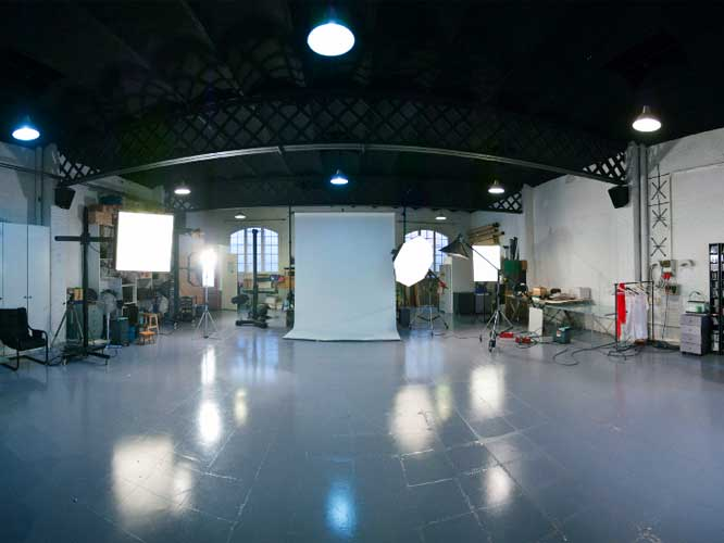 Photographic Studio in Barcelona